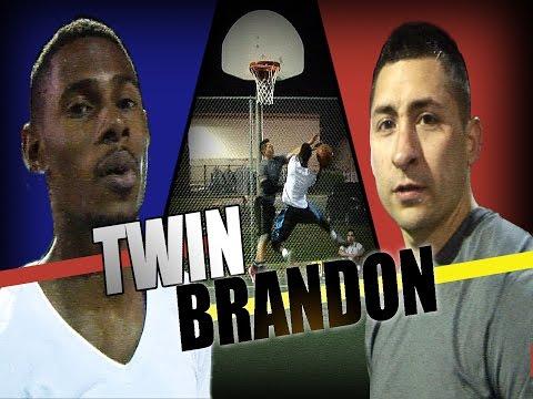 1v1 Basketball, Game 098 (TWIN --vs-- BRANDON)