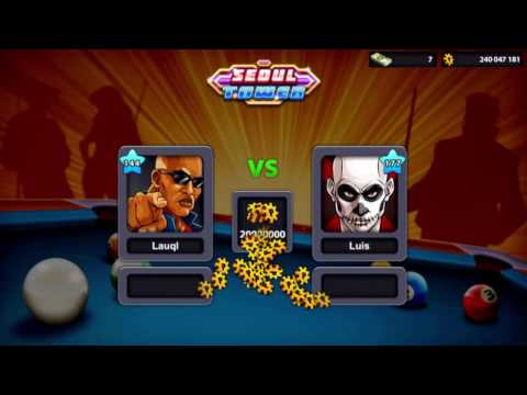8 Ball Pool *Seoul Berlin Bangkok*