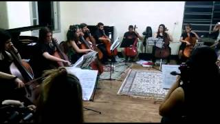 EMVL Cellos Ensemble plays Imperial March (Darth Vader theme) by John Williams