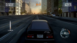 Need for Speed: The Run - Opening Gameplay 1200p