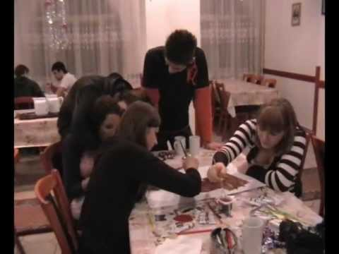 Slovakia. Art Workshop.WMV
