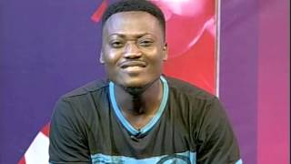Nigerian Idol Season 8 Winner, K-Peace Sings the Fuji Version of Adele's Somebody.