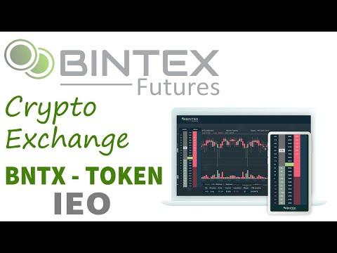 BintexFutures.com Review – Crypto Exchange   BNTX Token IEO