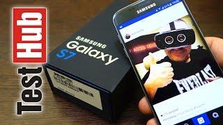 Samsung Galaxy S7 - Test - Review - Recenzja - Prezentacja
