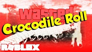HOW TO ROLL WITH CROCODILE IN ROBLOX! RANDOM GAME SLOT / WILD SAVANNAH Survival Realism Or Roleplay