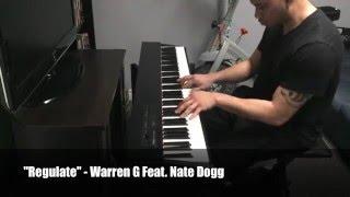 WEST COAST HIP HOP PIANO MEDLEY