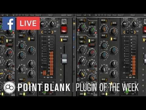 Plugin of the Week - Plugin Alliance Bx Console