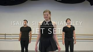 """JET SET"", Catch Me If You Can- Choreography by Isaiah Silvia-Chandley"