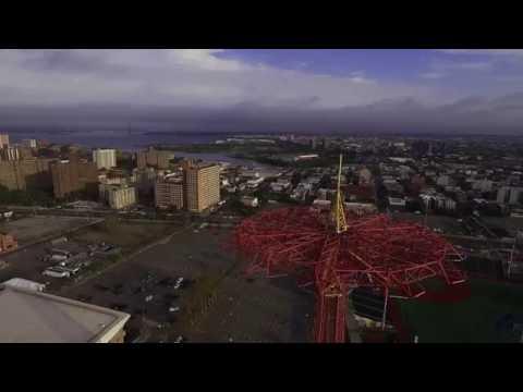 Parachute Jump @ Coney Island, NY