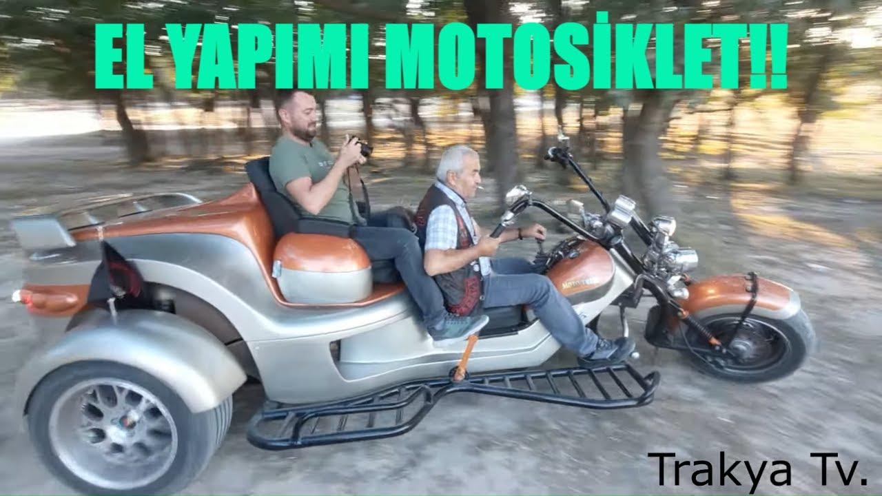 el yapimi motosiklet turkiye de ilk efsane
