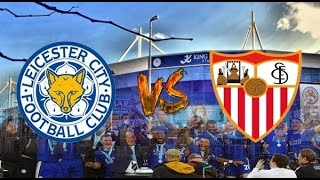 Лестер - Севилья | Leicester - Seville | Лига чемпионов | Champions League | Прогноз на 14.03.17