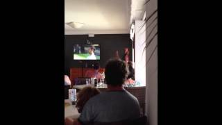 Andy Murray wins Wimbledon - Reaction from people watching