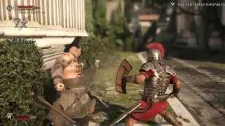 Ryse: Son of Rome Gameplay PC [Core i5] [HD7670m] [Laptop]