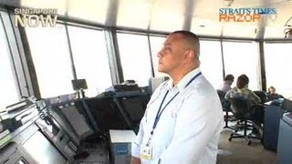 Inside Changi's air control tower (Air traffic controllers Pt 1)