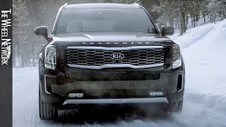 2020 Kia Telluride – Road & Trail Driving, Interior, Exterior