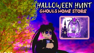 Chasse aux bonbons // RoyalWeen // Ghouls Homestore // Roblox // WavyRobin