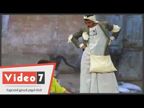 -أيام- طه حسين على المسرح برؤية طلاب الثانوية العامة  - 19:22-2018 / 1 / 19