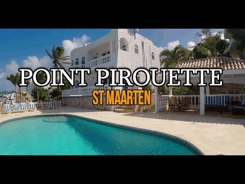 ST. MAARTEN: Maison De Boheur @ Point Pirouette (For Sale) [FHD ...