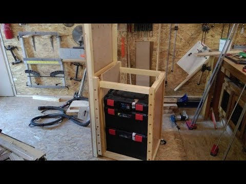 comment fabriquer un tabli multifonction type mft derni re partie build an mft workbench part2. Black Bedroom Furniture Sets. Home Design Ideas