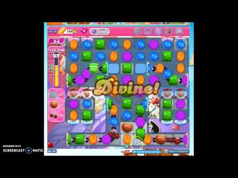 Candy Crush Level 2280 help w/audio tips, hints, tricks