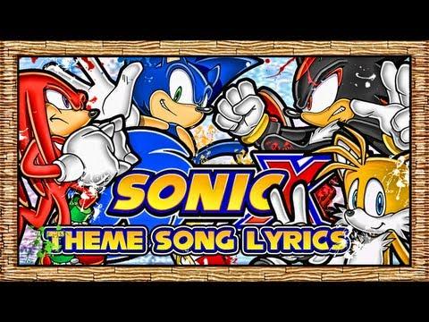Sonic X Theme Song Lyrics
