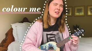 ♫ colour me - juke ross (ukulele cover by ARIELL)
