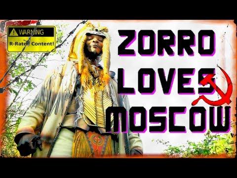 GOR LA MONTAGNE - ZORRO LOVES MOSCOW [HQ]