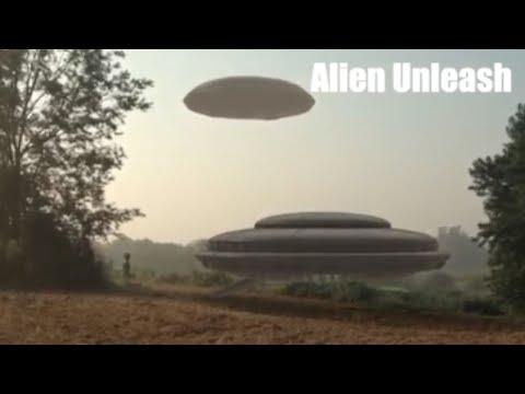 ALIEN GOES INSIDE FLYING SAUCER UFO!!! REMARKABLE FOOTAGE!! 22nd April 2018!!!
