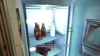 Fallout 4 - Prevent The Great War (Kill Vault Tec Salesman)