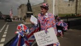 Superfan hopes to share birthday with royal baby