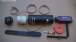 UFO Lou  - ''HOW I BUILT MY NIGHT VISION ******CHEAP!*******