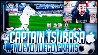 EL NUEVO JUEGO GRATIS DE OLIVER Y BENJI PARA MOVILES - Captain Tsubasa: Dream Team en Español