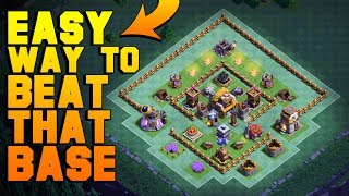 How to Attack Most Popular Anti 1 Star BH5 Base | CoC Builder Hall 5 Strategy Guide | Clash of Clans