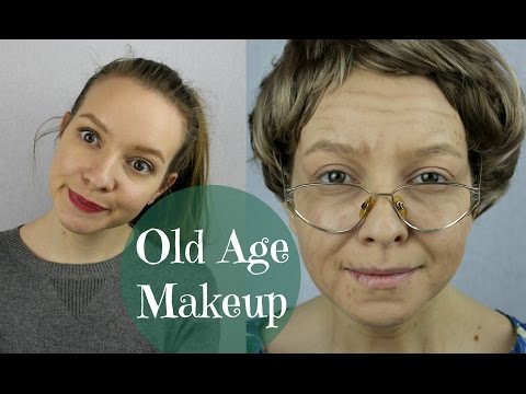 old-age-makeup-tutorial