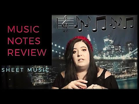 Music Notes app & website review- sheetmusic