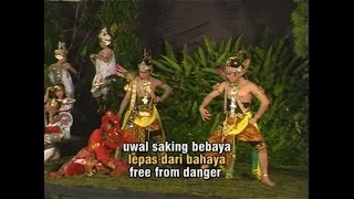 Sendratari Ramayana Ep. Sinta Ilang - Part 06 Rama Manah Sugriwa