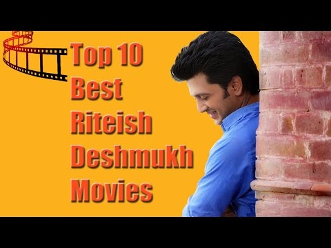 Top 10 Best Riteish Deshmukh Movies List - Riteish Deshmukh Best Movies