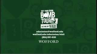 Wofford College Campus Tour Admissions Marketing Video