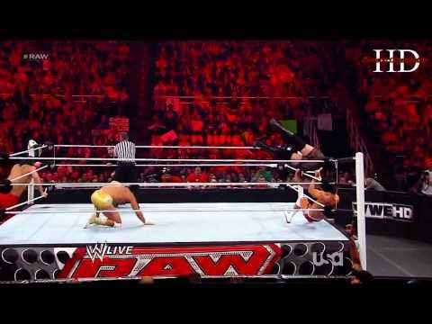 WWE Monday Night Raw 04-23-2012