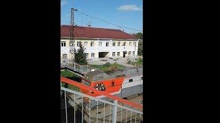 Кольцово - самая худшая ж/д станция в России