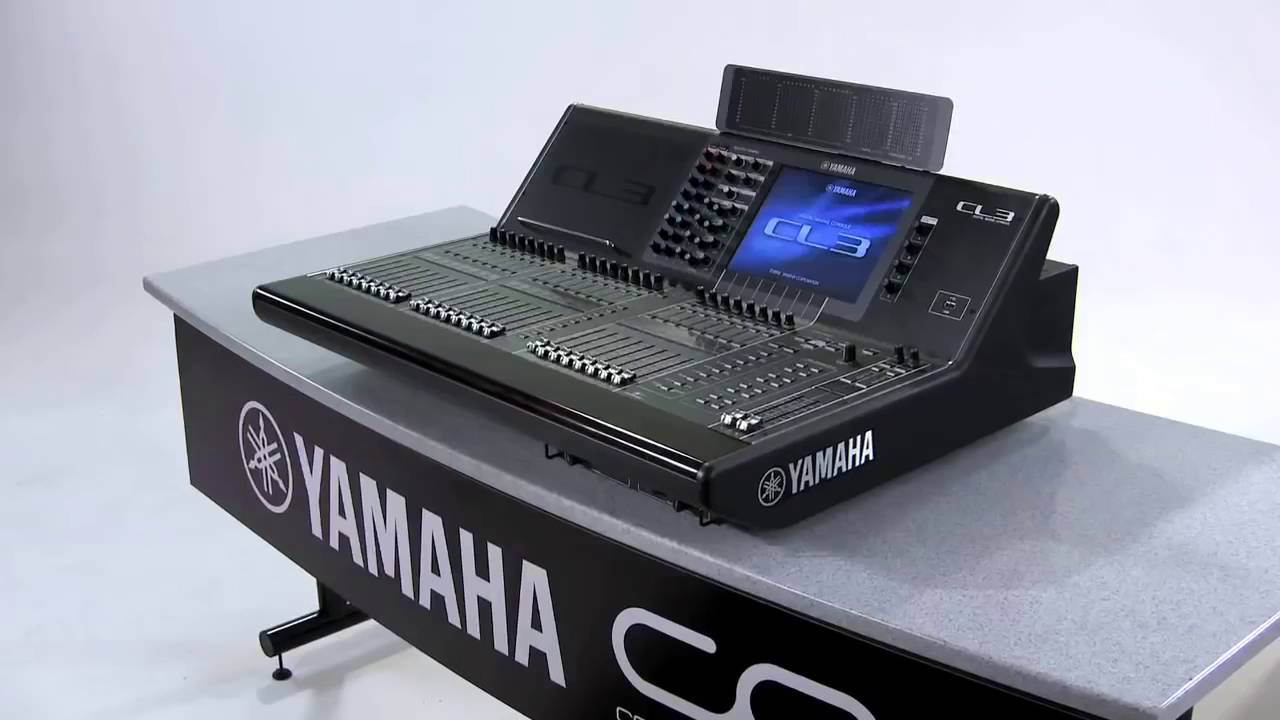 YAMAHA CL3 DIGITAL MIXER WINDOWS 8.1 DRIVER DOWNLOAD
