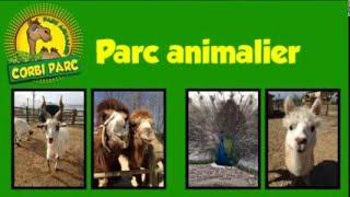 CORBI PARC - Présentation 2016