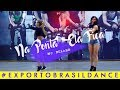 Na Ponta Ela Fica Coreografia Exporto Brasil Dance con Brenda Carvalho y Paloma Fiuza