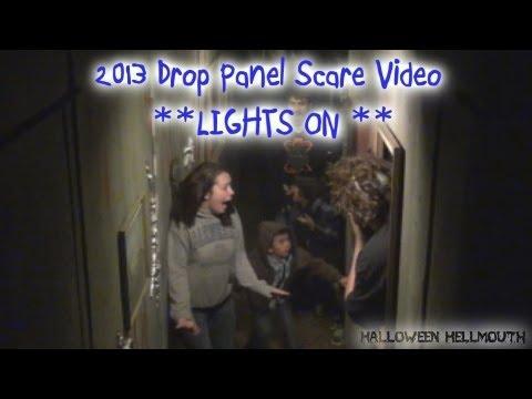 2013 Haunted House Drop Panel Hallway...