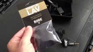 Røde mini fur windjammer for Smartlav+