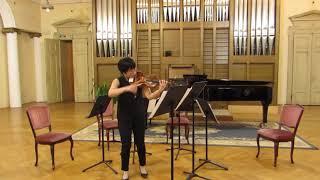 Human Error! / Dance for Violin (2019)-Noel Hiyamizu(冷水乃栄流)