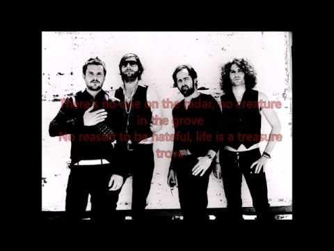 Peace Of Mind - The Killers (lyrics)
