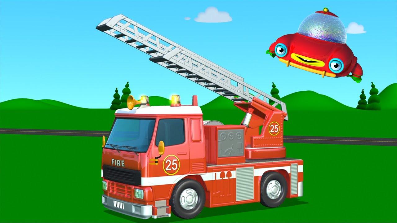 TuTiTuXe cứu hỏa