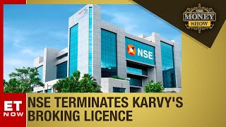 NSE declared Karvy as defaulter | The Money Show