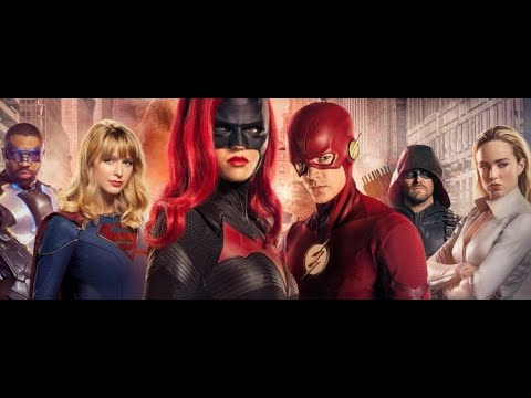 Download Crisis on Infinite Earths Crossover - Extended Trailer